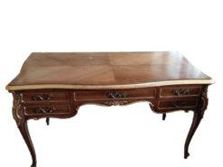 Antique Desk, Solid Wood, Study