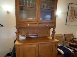 Midcentury Buffet, Solid Wood, Dining Room