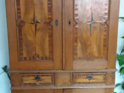 Bar Cabinet, Dining Room Cabinet, Solid Wood