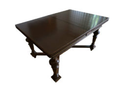 Ruscheweyh-Table, Solid Wood, Extendable