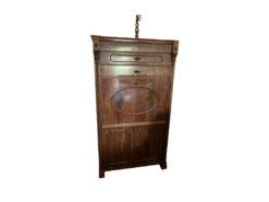 Secretary, 19th Century, Solid Wood
