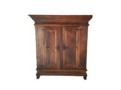 Wood Cabinet, Antique, Living Room