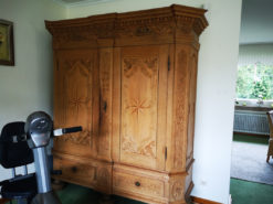 Cabinet, Solid Wood, Carvings, Living Room