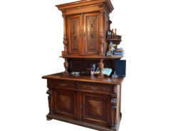 Buffet, 19th Century, Solid Wood