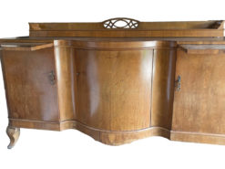 Sideboard, Solid Wood, 20th Century
