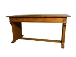 Study Furniture Set, Wood, Desk, Chair, Cabinet