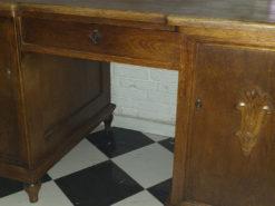 Desk, Solid Wood, Midcentury, Study