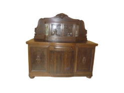 Antique Buffet, Solid Wood, Dining Room