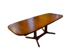 Dyrlund, Dining Table, Extendable, Teakwood, 60s