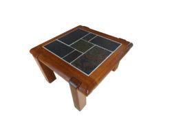 Coffee Table, 46 x 80cm, Teakwood, Danish, 60s