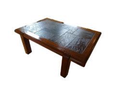 Coffee Table, 90 x 130cm, Teakwood, Danish, 60s